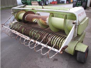 Claas PU 300 - accessoire aux ensileuses