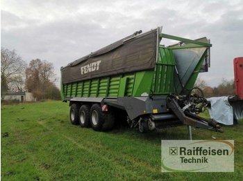Fendt Tigo 100 XR Ladewagen - autochargeuse