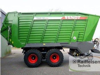 Fendt Tigo 50 PR - autochargeuse