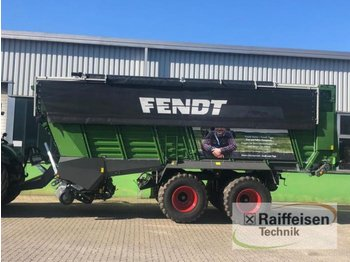 Fendt Tigo 75 XR - autochargeuse