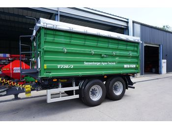 Benne agricole Metal-Fach AKTION-Tandemkipper-730/3- 16 to-NEU