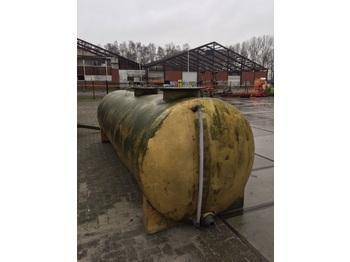 Polyester Watertank 5.000 liter - citerne