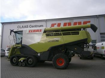 Moissonneuse-batteuse Claas LEXION 760 TERRA TRAC