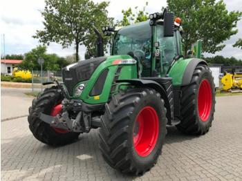 Tracteur agricole Fendt 724 Vario