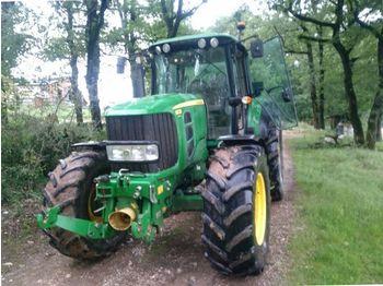 John Deere 6830 - tracteur agricole
