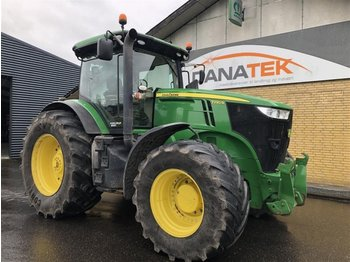 Tracteur agricole John Deere 7290R