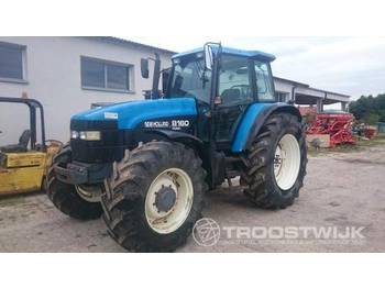 New Holland 8160 - tracteur agricole