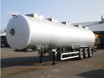 صهريج نصف مقطورة Magyar Chemical tank inox 48 m3 / 3 comp.