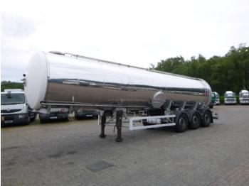 صهريج نصف مقطورة Magyar Food tank inox 30 m3 / 1 comp