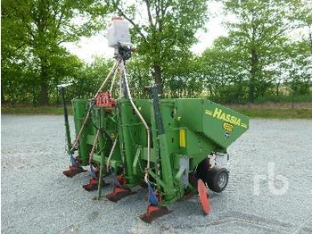Hassia KLS4 4 Row - makineri bujqësore