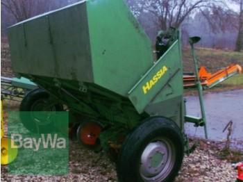 Hassia Legemaschine 4 reihig - makinë mbjellëse