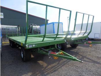 Pronar T 026 M Ballenwagen  - rimorkio bujqësore