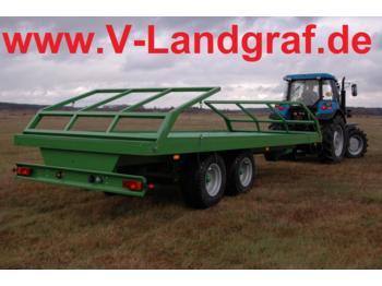 Pronar T 024 - rimorkio bujqësore me platformë