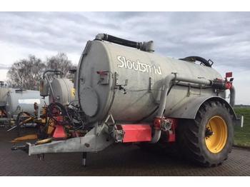 Slootsmid 13.5m3 mesttank multiwheel  - shpërndarës plehu të lëngshëm
