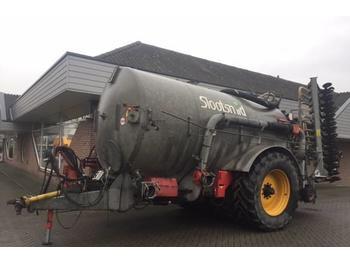 Slootsmid mesttank 13m3 multiwheel  - shpërndarës plehu të lëngshëm