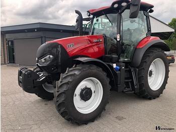 Case-IH Maxxum 115 EP - traktor me goma