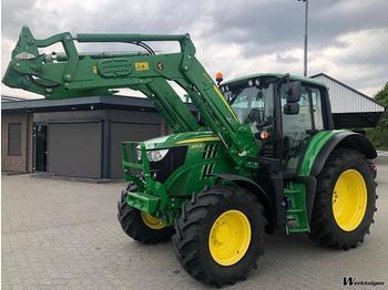 John Deere 6130M - traktor me goma