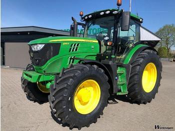 John Deere 6155R - traktor me goma