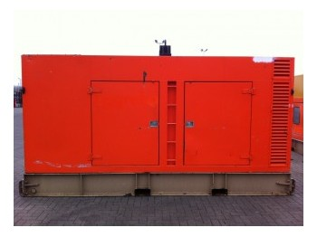 Cummins N14-G - 300 kVA - makineri ndërtimi