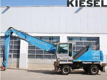 Fuchs MHL340 E - ekskavator për mbetje