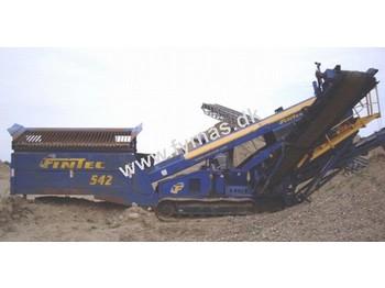 FINTEC-SANDVIK FINTEC-SANDVIK 542 - On Tracks - makineri ndërtimi