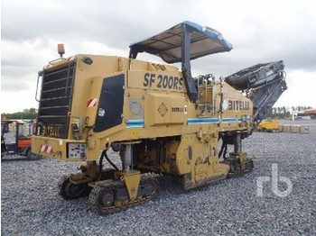 Bitelli 468 - frezë asfalti