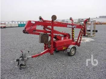 Denka JR12 Electric Tow Behind Articulated - krah me çernjerë