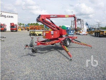 Denka Lift DLX15MKII Electric Tow Behind - krah me çernjerë