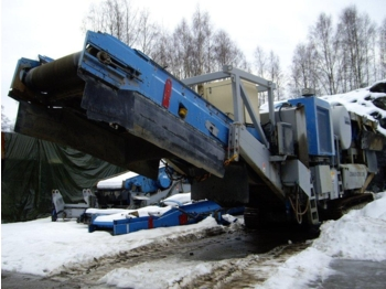 Sandvik Crawlmaster 1208 - makinë thërrmuese