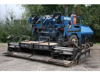 BITELLI BB650 REIFEN FERTIGER - makineri asfalti
