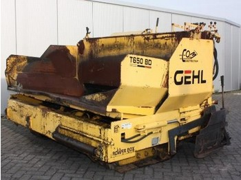 Gehl T650BD - makineri asfalti
