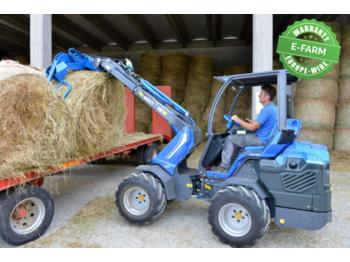Multione valet de ferme telescopique spécial AGRI + croco - miniekskavator