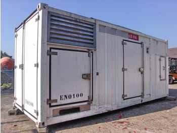 SDMO CUMMINS 650KVA stromerzeuger generator - pajisje ndërtimi
