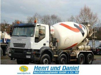 IVECO 380 8x4 Tempomat - përzierës betoni