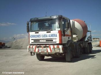 IVECO MP340 - përzierës betoni