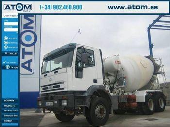 Iveco MP260E31RB 6X4 - përzierës betoni