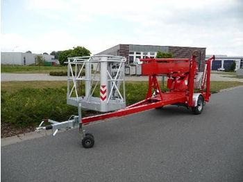 Denka Anhänger Arbeitsbühne DL 18  - platformë ajrore