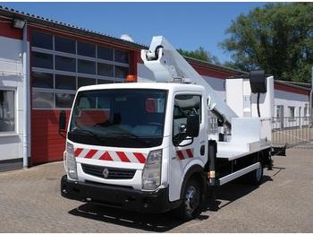 Platformë ajrore e montuar në kamion Renault Maxity 120DXi Arbeitsbühne VT-55-NE 18m Korb 200kg EURO5 Klima TÜV UVV neu!