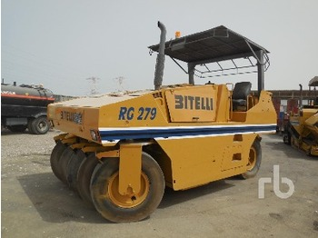 Bitelli 129 16.2 Ton 9 Wheel Pneumatic - rul