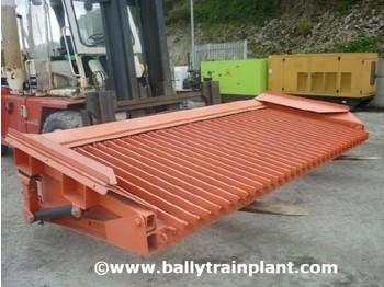 Sandvik 14ft Hydraulic Tipping Grid - makineri ndërtimi
