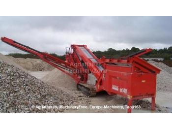 Sandvik QA140 - makineri ndërtimi