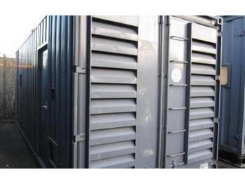 Cummins 1000 kVA - 3000 hours - units:3 - set gjeneratori