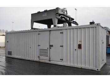 Cummins 1000 kVA - KTA38G5 - set gjeneratori
