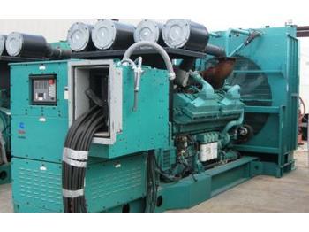 Cummins 2500 kVA - Cummins - set gjeneratori