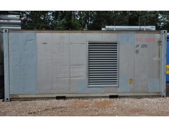 Cummins 500 kVA - KTA19 G3 - set gjeneratori