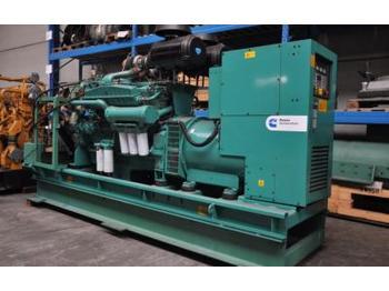 Cummins 650 kVA - VTA28G5 - set gjeneratori