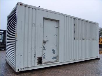 FG WILSON PERKINS 500KVA stromerzeuger generator - set gjeneratori