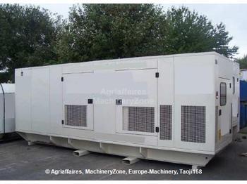 FG Wilson 500KVA - set gjeneratori