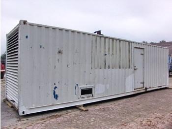FG Wilson 800 KVA - set gjeneratori