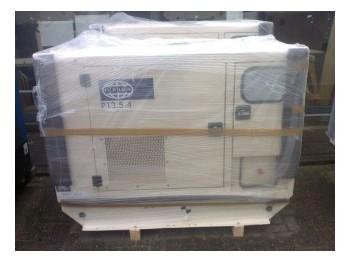 FG Wilson P13.5 - 13,5 kVA - set gjeneratori
